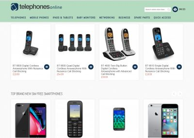 Telephones Online